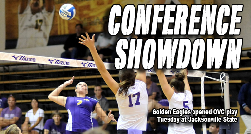 Golden Eagles open OVC schedule at Jacksonville State