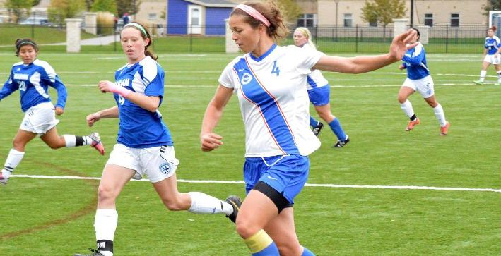 Women's Soccer drops NACC contest against Marian, 3-1