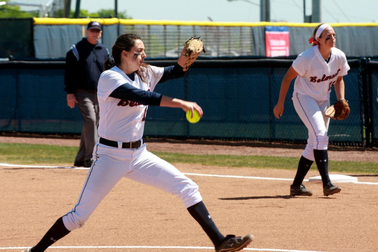 Softball Sweeps Stetson in A-Sun Doubleheader
