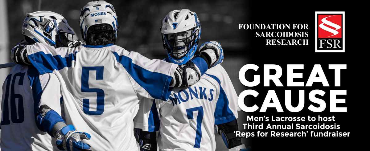 Men's Lacrosse Program to Host Third Annual 'Reps for Research' Fundraiser