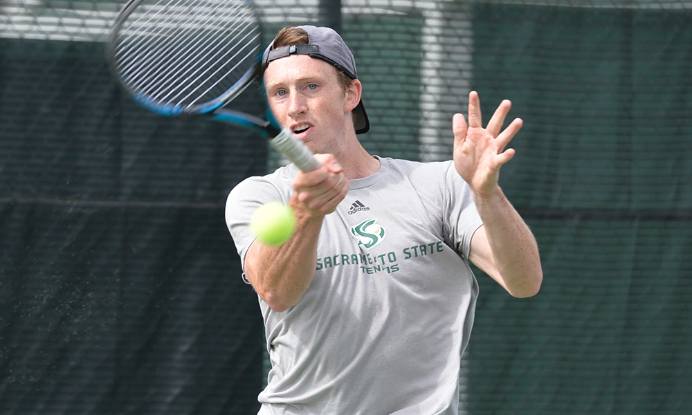 MEN'S TENNIS FALLS ON THE ROAD AT SOUTHERN UTAH, 5-2