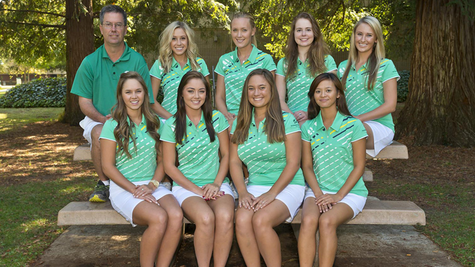 WOMEN'S GOLF WINS TITLE AT RAINBOW WAHINE INVITATIONAL