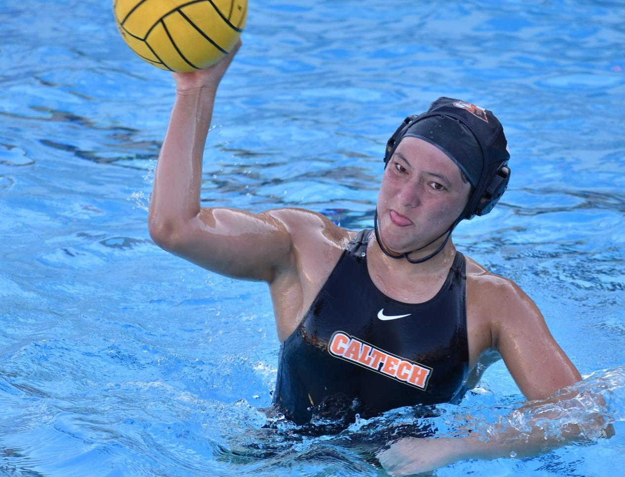 Takahashi Again Paces Water Polo at Redlands
