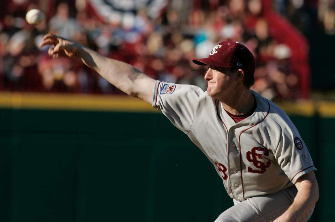 Cory Hall's Complete Game Helps Santa Clara Top Saint Mary's