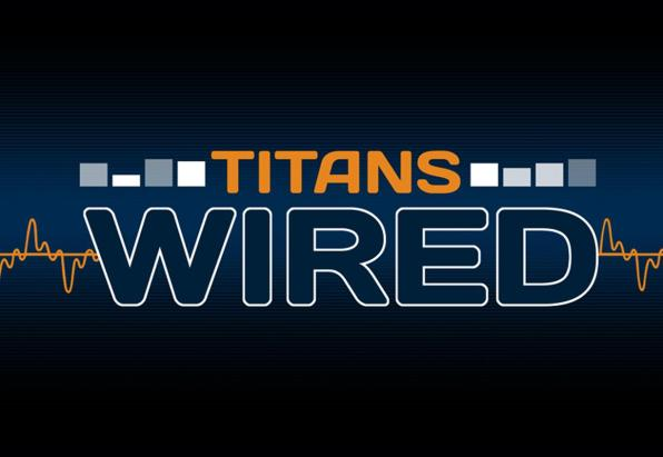 Titans Wired: Andy Newman (Video)