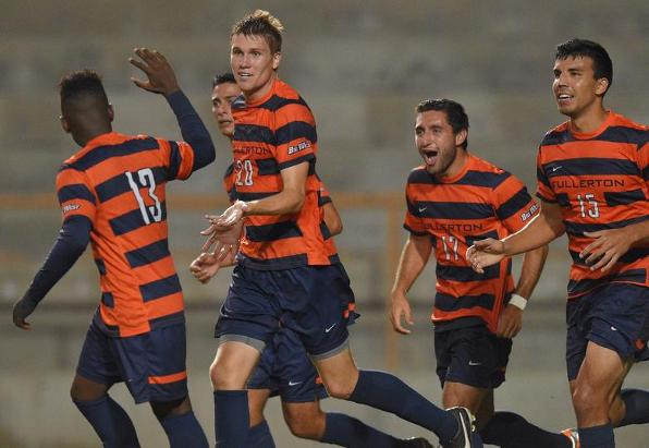 Titans Win Conference Home Opener Over UC Santa Barbara, 2-0