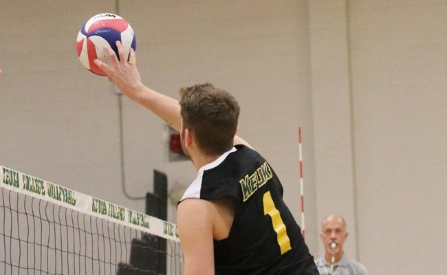 Wolves Sweep Wilkes University Tri-Match