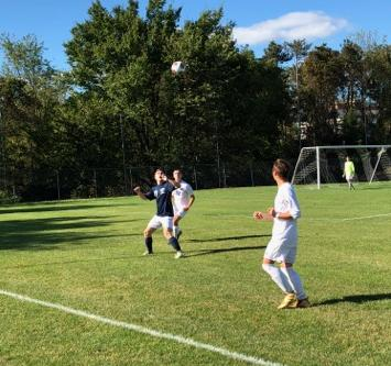 Late Goals Propel Soccer to Fifth Straight Victory