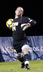 UCSB to Face No. 6 Seeded Cal in NCAA Second Round