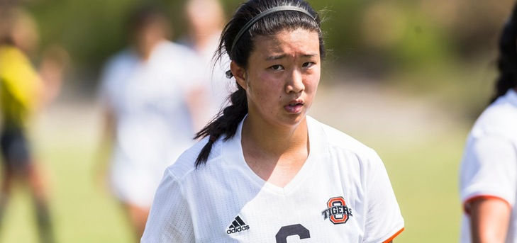 Castro's 86th Minute Goal Gives Oxy Road Win