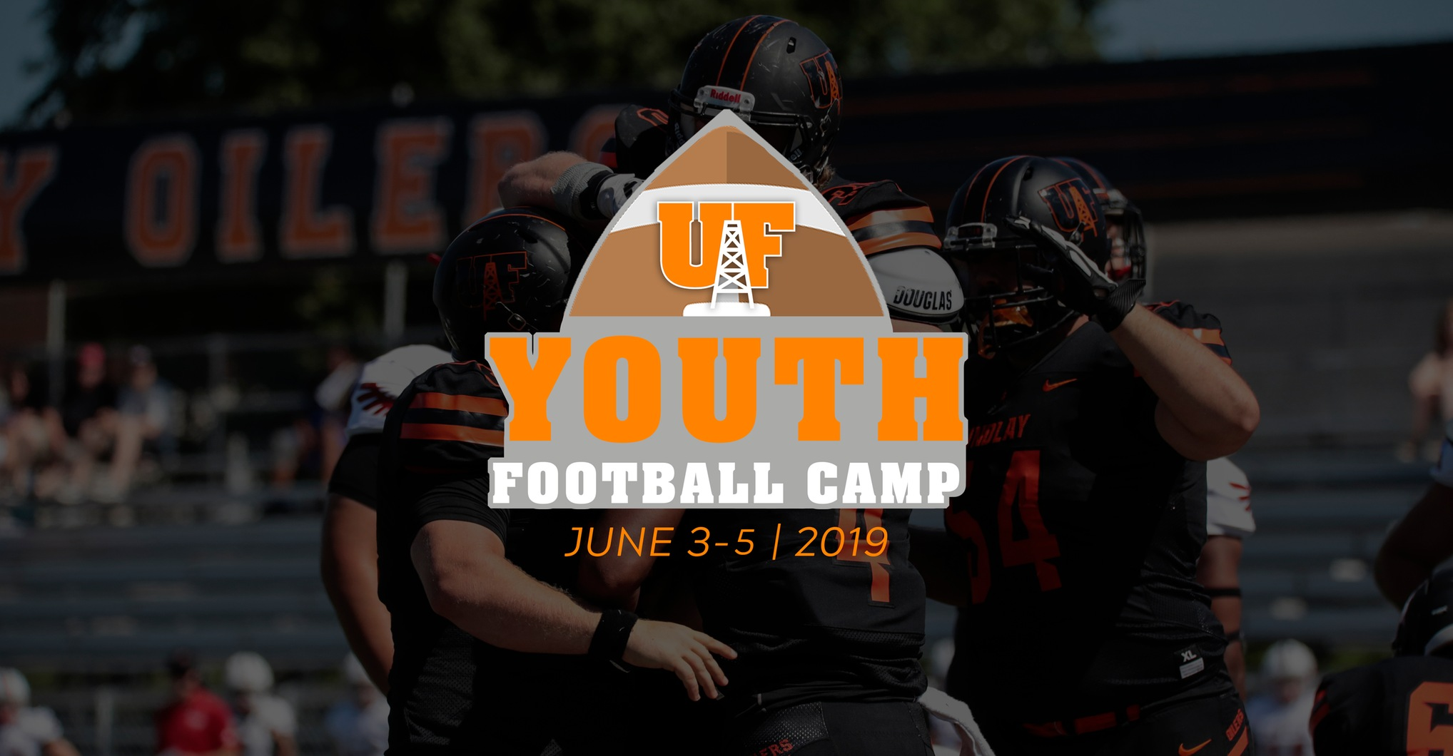 Oilers Football to Hold Youth Camp | June 3-5