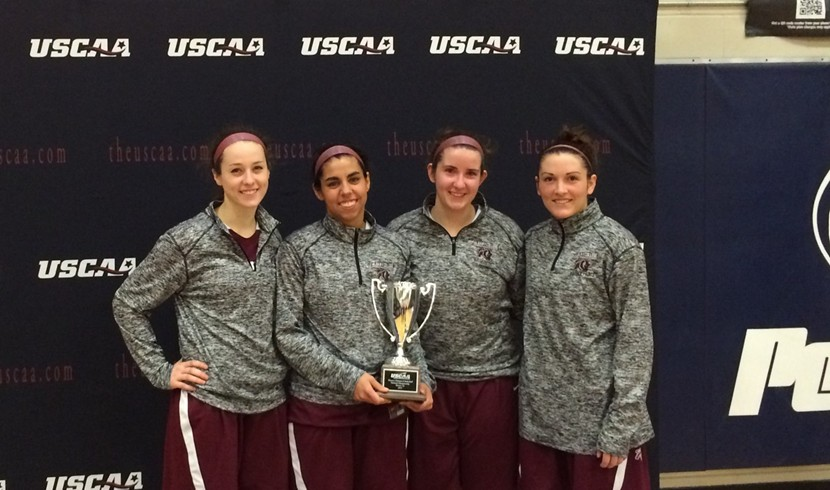 Albany Pharmacy Women's Basketball Finishes as USCAA National Runner-Up