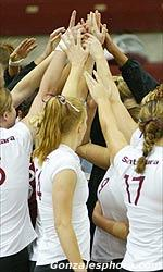 Volleyball Picked Second in WCC Preseason Poll