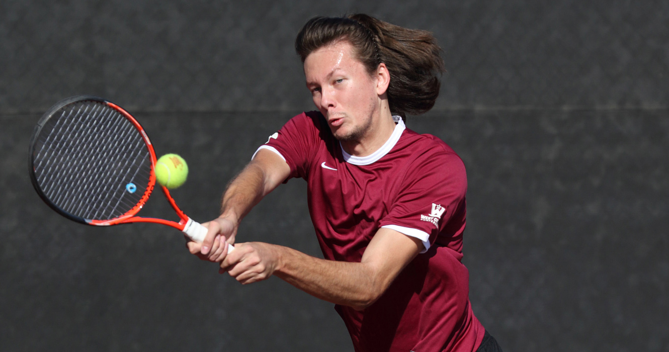 No. 64 Men's Tennis Edged 4-3 At Portland In Tight Match