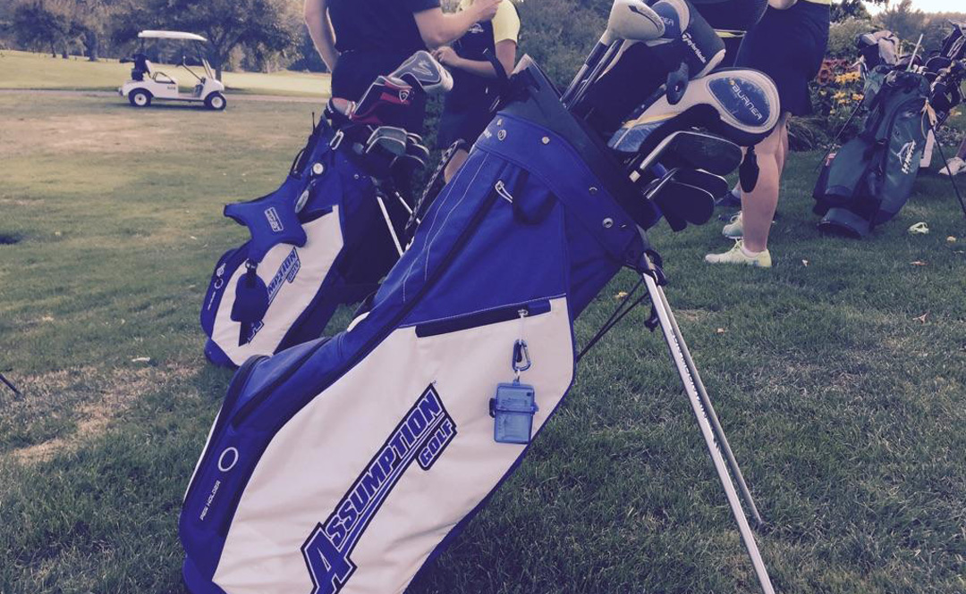 Women's Golf Opens Season at Franklin Pierce Invitational