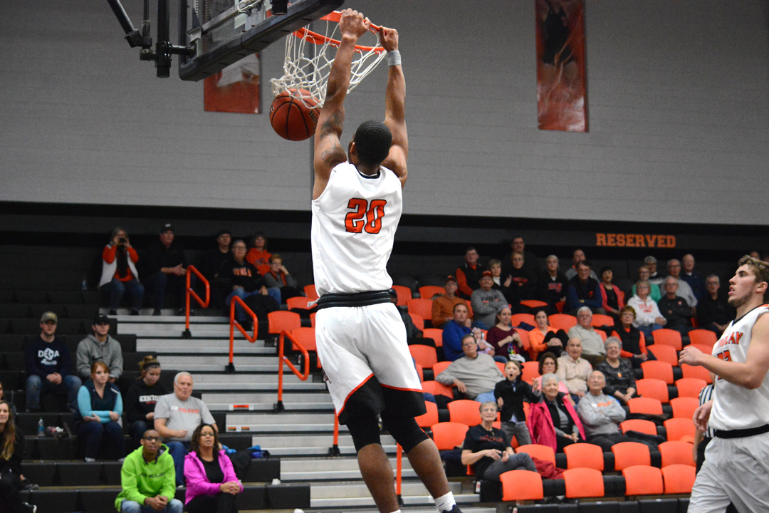 Oilers Set School Record in 120-67 Win over Carlow