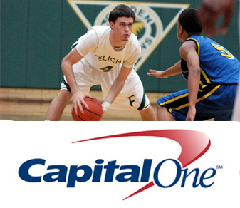 Schmitt Named Capital One Academic All-District