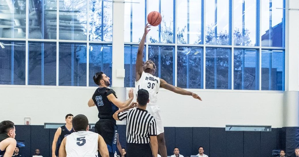 Men's Basketball Set to Compete in Trinity College Holiday Invitational