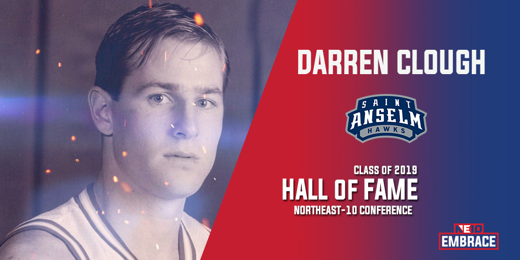 NE10 Hall of Fame Inductee: Darren Clough