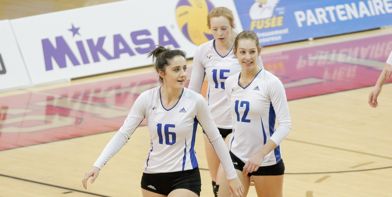 RECAP: UBC Okanagan fall to host Rouge et Or in consolation semi-final