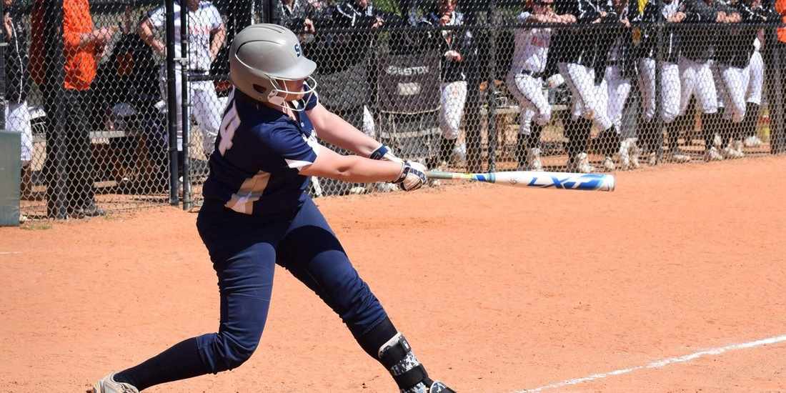 Sylvesters Send Softball Past Lesley, 2-1, in Game 1