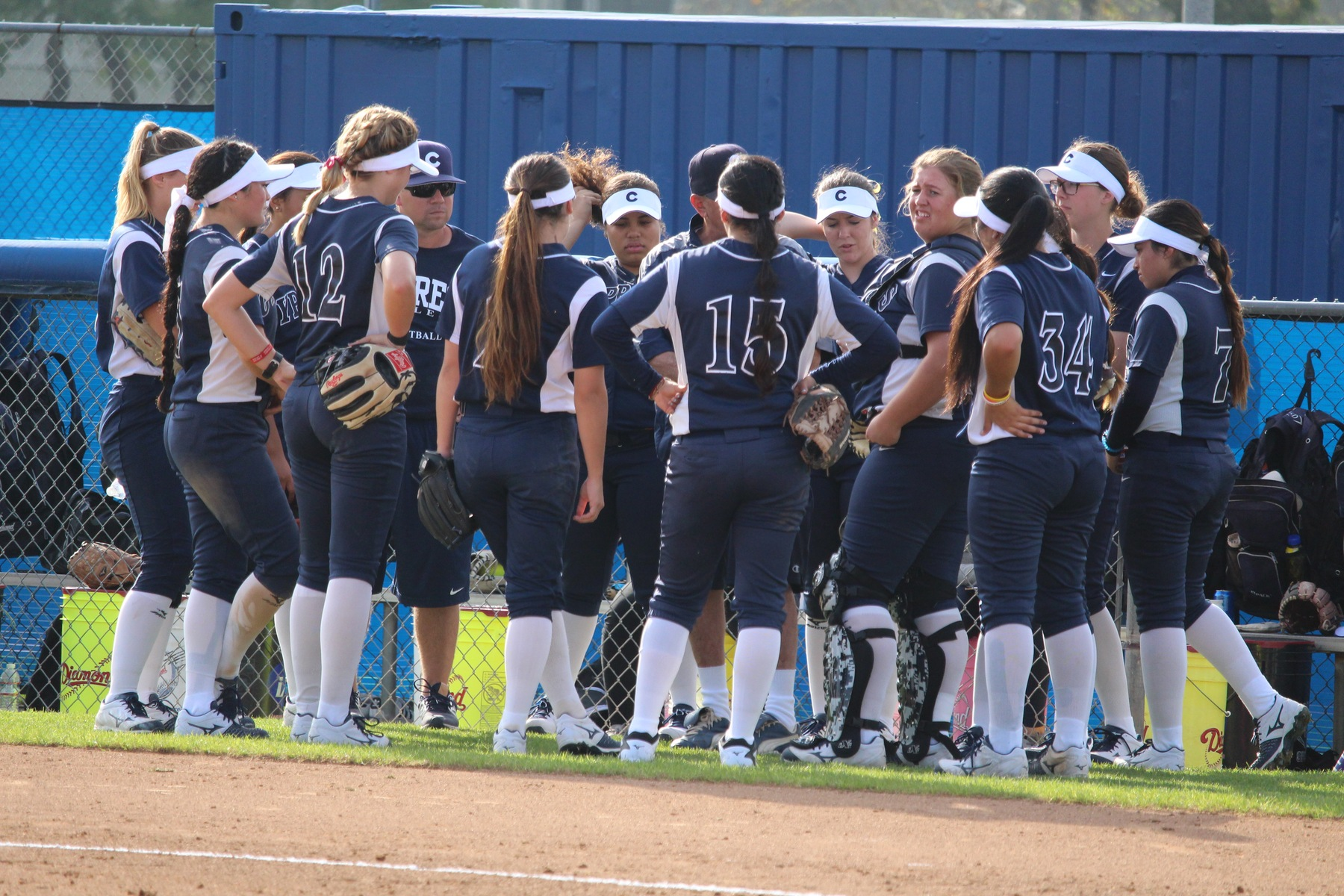 No. 3 Chargers Dominate Rustlers, 10-0