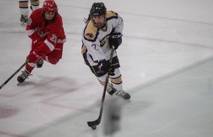 Purple Knights Drop Opening Game of Weekend Series with Saint Anselm