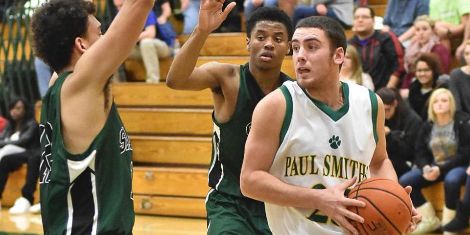 men s basketball to host word of life paul smith s college