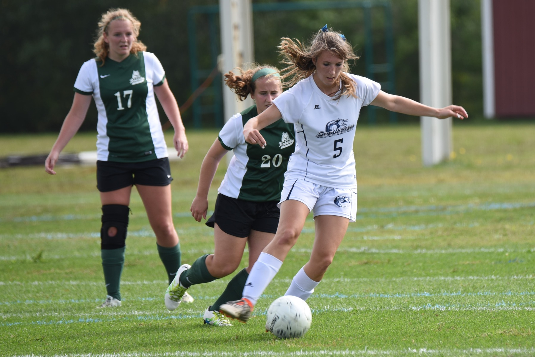 Lady SeaWolves Shutout PSC, Remain Unbeaten