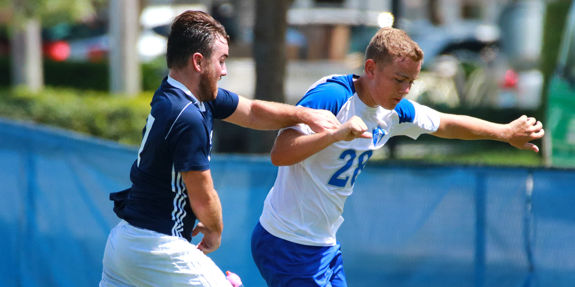 Men's Soccer Tops Florida Memorial