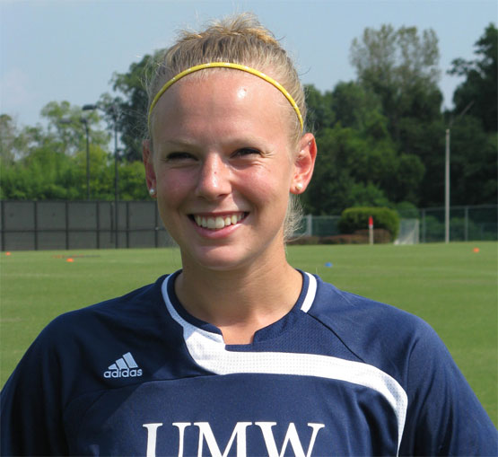 Parvin Leads UMW Women's Soccer Past McDaniel, 4-0