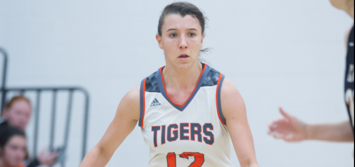Anderson Named SCIAC Player of the Week