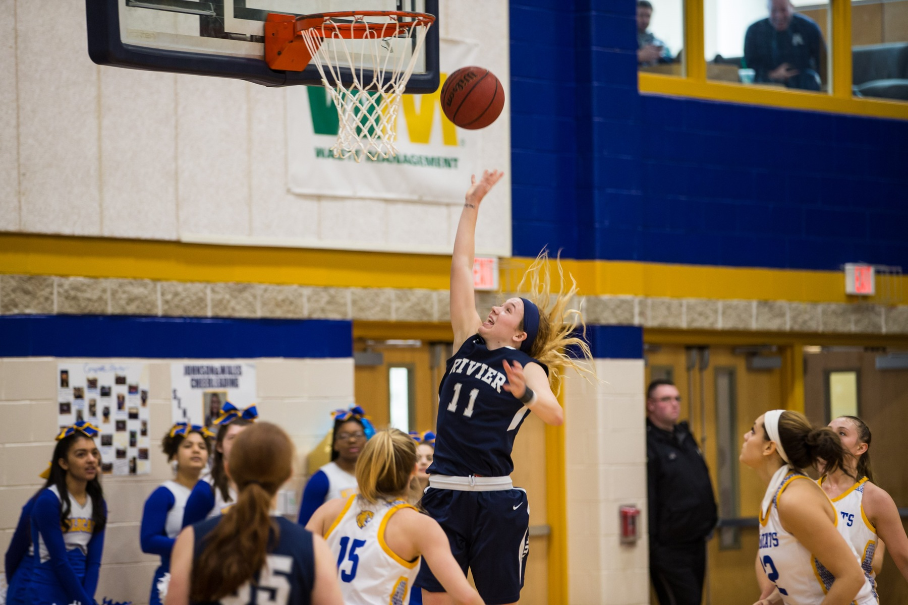 Women's Basketball: Kaylee Kacavas records 1,000th career point at JWU