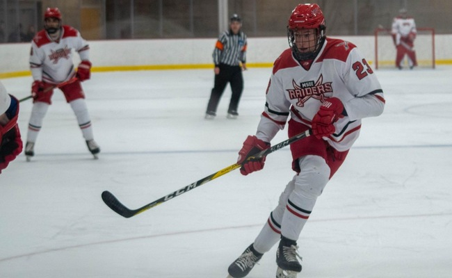 Hockey Chops Down Foresters For Fifth Straight Win