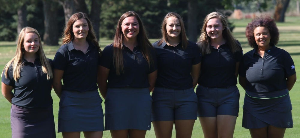 DWU women's golf takes fifth at GPAC Fall Qualifier