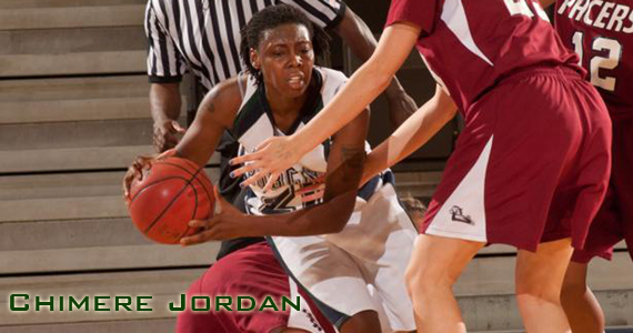 Jordan Chosen GC Athlete of the Week