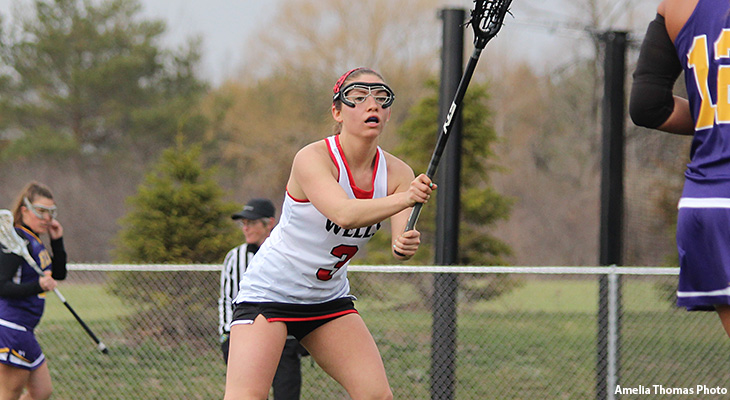 NEAC-leading Morrisville Defeats Wells Women's Lacrosse