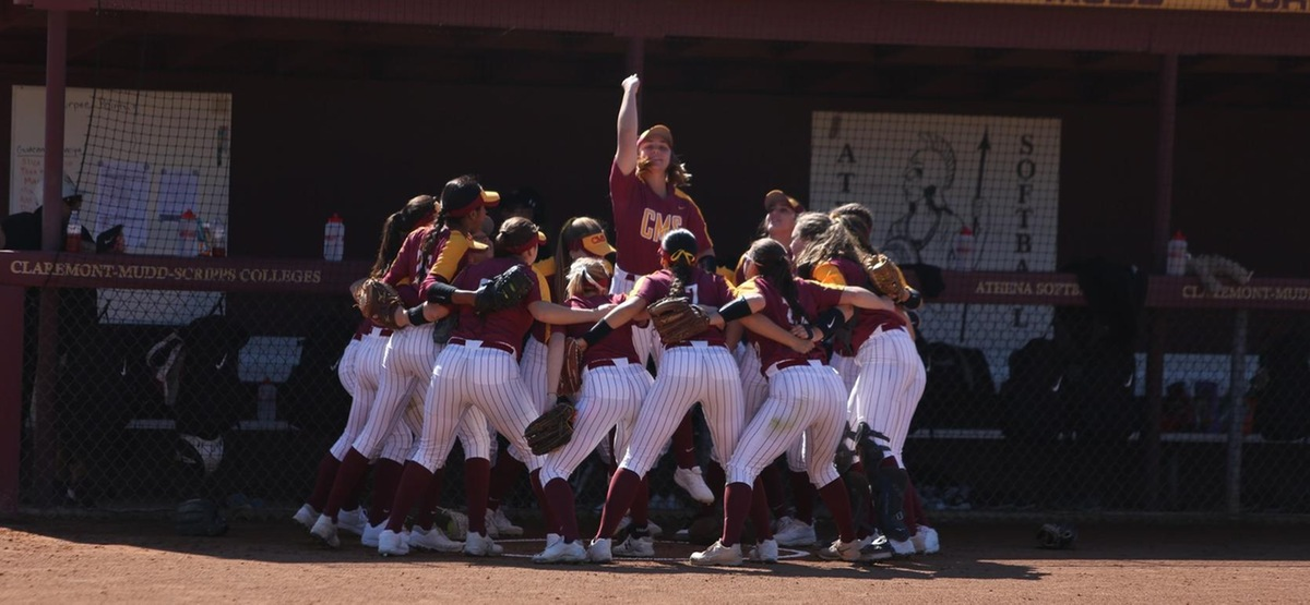 Softball Doubleheader with Pomona-Pitzer Moved up to Friday
