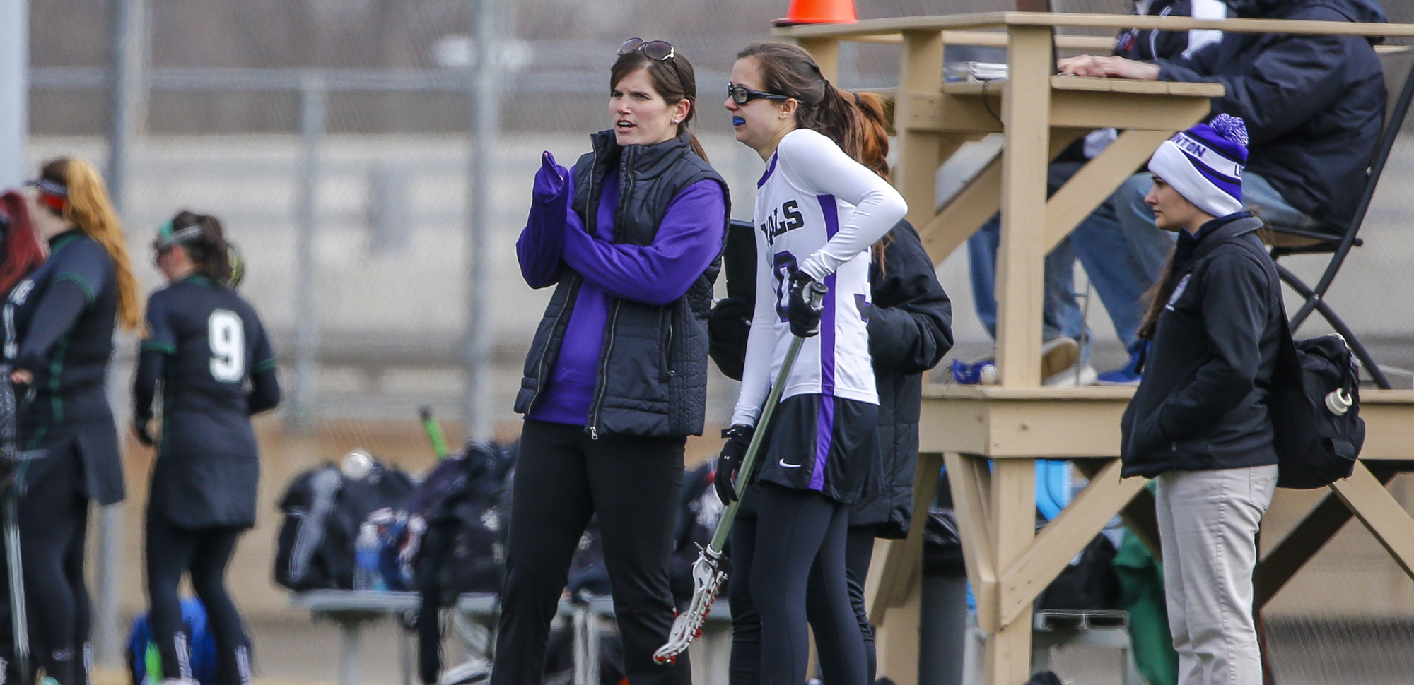 Cold Temperatures Postpone Women's Lacrosse Match-Up at Farmingdale State