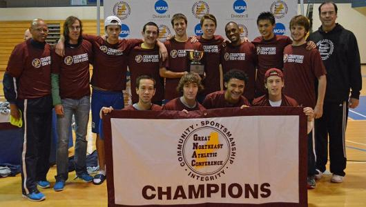Men's Cross Country Captures GNAC Championship