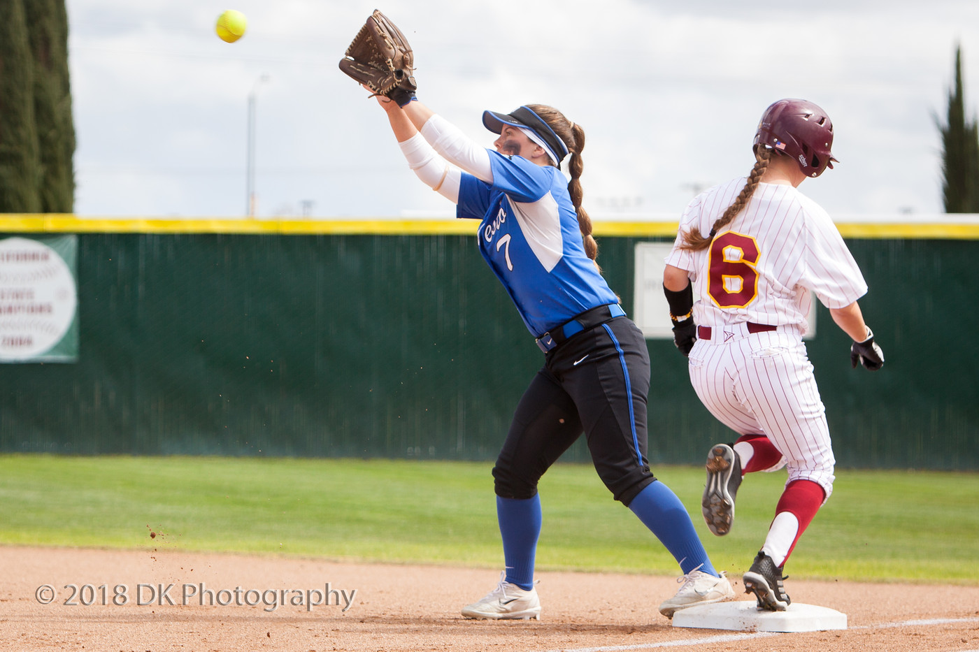 City commits 4 errors that lead to 4 Sierra runs as the Wolverines sweep the Big 8 doubleheader