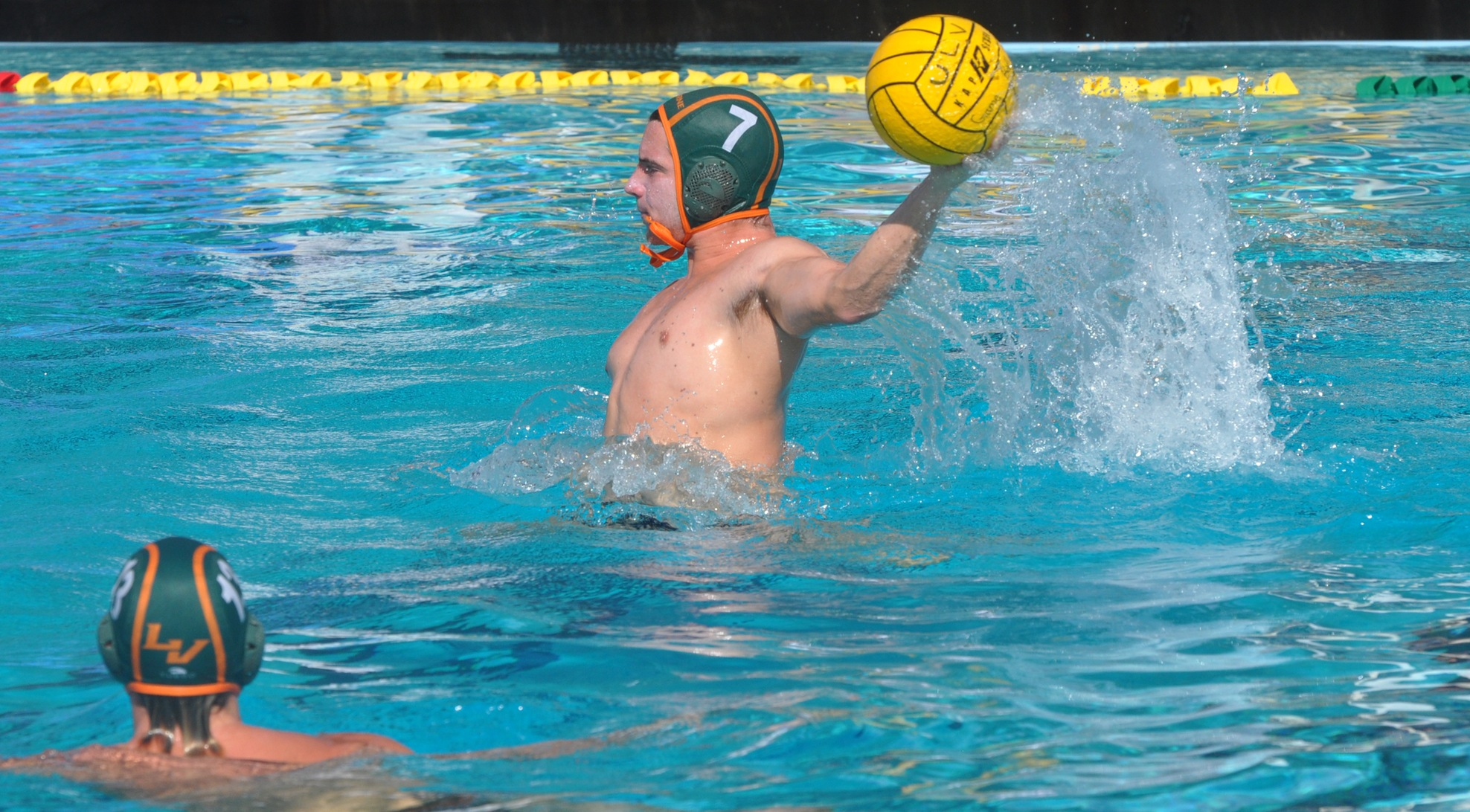 Men's Water Polo falls short at Whittier