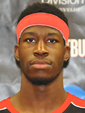 Edwin Cole, Frostburg State, Men's Basketball, Junior