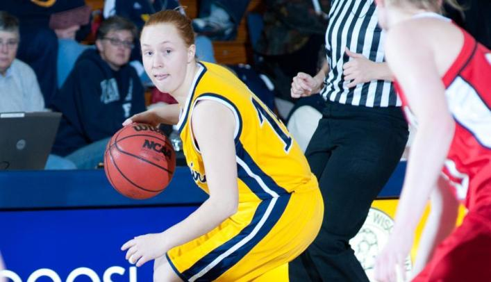 Women's Basketball Can't Get Past Ninth-Ranked UW-Stevens Point