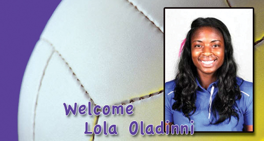 Zelenock adds Lola Oladinni to Golden Eagle volleyball staff