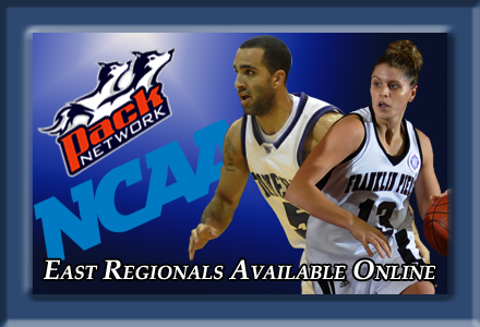 Men's and Women's Basketball East Regionals to be Streamed Live