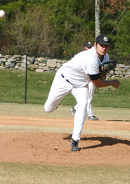 BRYANT SLAMS 28 HITS TO ROLL PAST MERRIMACK 11-1 AND 7-2 IN SATURDAY DOUBLEHEADER