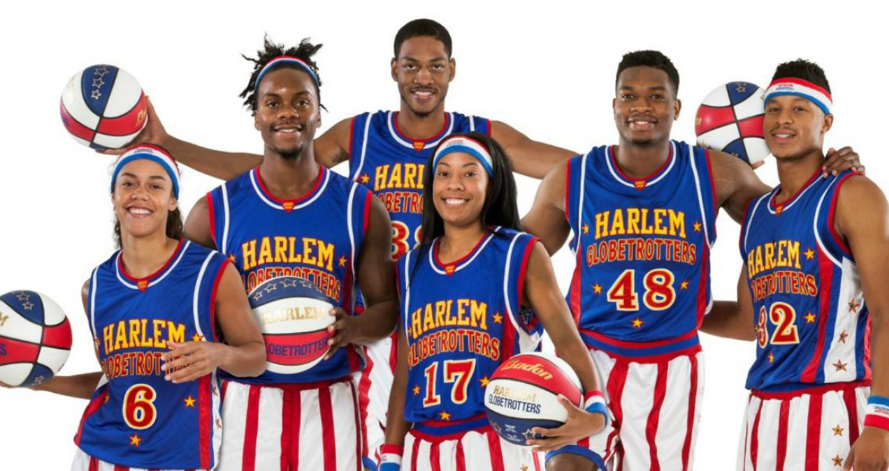 Former PhilaU Star & '16 CACC POY Bria Young Joins World-Famous Harlem Globetrotters