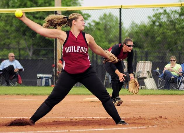 Guilford Splits ODAC Doubleheader With Randolph