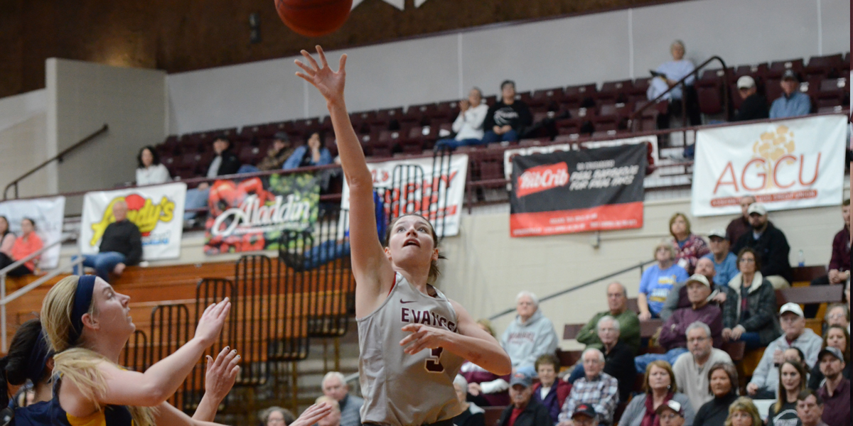 Early Deficit Too Much for Evangel Women as Comeback Falls Short vs Clarke
